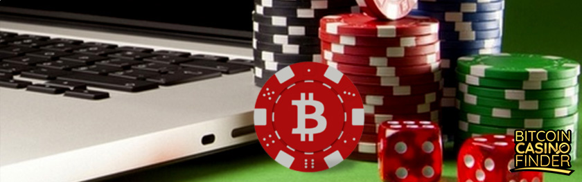 Bitcoin Poker Chips and DIce