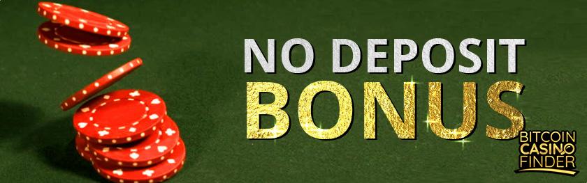 No Deposit Bonus Banner