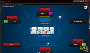 Bovada Poker Screenshot