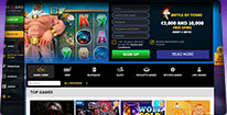 PlayAmo Casino screenshot - Bitcoin Casino Finder