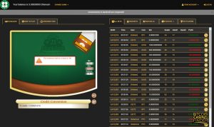Crypto-Games.net screenshot - Bitcoin Casino Finder