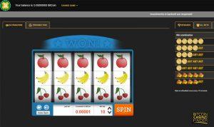 Crypto-Games.net Slots Screenshot