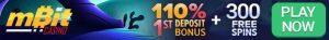 mBit Deposit Bonus