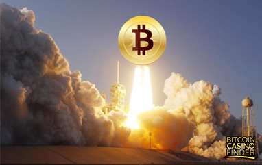 Bitcoin Bursts Past $9k On Thanksgiving Weekend
