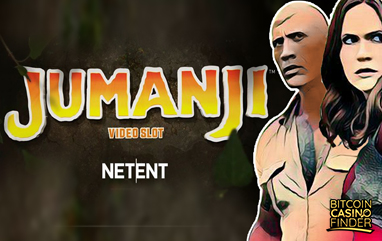 NetEnt Partners With Sony To Release Jumanji Video Slot