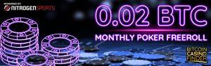 Bitcoin Poker Freeroll - Bitcoin Casino Finder