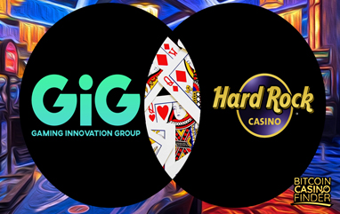 Hard Rock International, GiG Collaborates To Launch Online Casinos