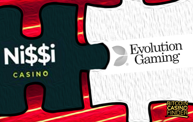 Nissi Casino Welcomes New Set Of Games From Evolution Gaming