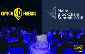 CryptoFriends Organizes Malta Blockchain Summit