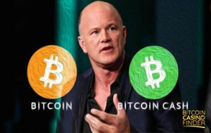 Investment Banker Novogratz Defends BTC Over BCH On Twitter