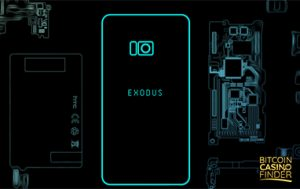 "HTC Reveals ""First Native Blockchain Phone"" Exodus"