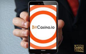 Bitcoincasino.io Launches World's Fastest Mobile Casino