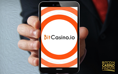 Bitcoincasino.io Launches World's Fastest Mobile Casino