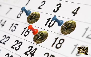 2019 Bitcoin Calendar For Mass Adoption, Institutionalization