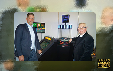 AMATIC Showcases New Portfolio At The Irish Gaming Show