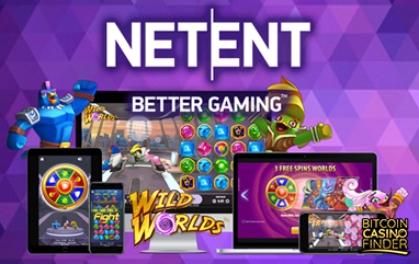 NetEnt Introduces New Superhero-Themed Slot Wild Worlds