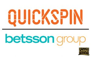 Playtech's Quickspin Partners With Betsson
