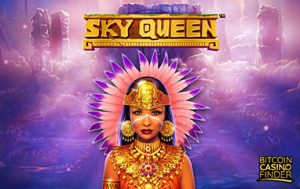 Playtech Releases Sky Queen Slot From The Fire Blaze Series