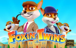 NextGen Gaming Debuts Foxin' Twins Slot At Online Casinos