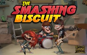 Microgaming, PearFiction Release The Smashing Biscuit