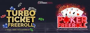Bitcoin Turbo Poker Freerolls