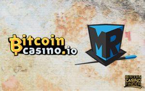 Bitcoincasino.io Adds MrSlotty Titles To Bitcoin Slots Collection
