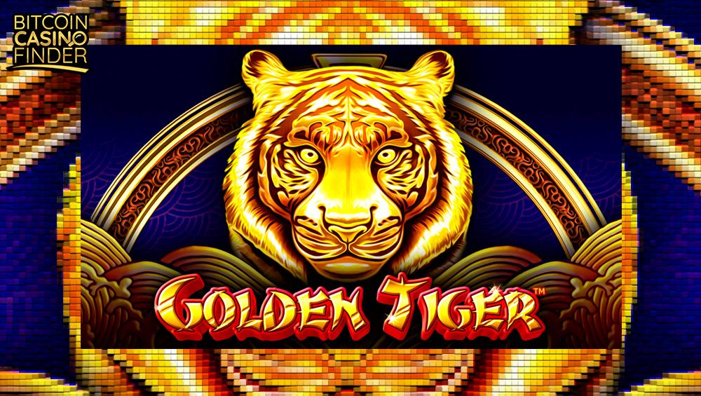 iSoftbet Golden Tiger Slot