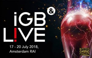 iGB Live! 2019 To Strengthen iGaming Ties