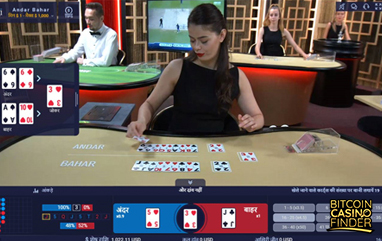 Ezugi To Release New Titles: Andar Bahar, Baccarat 3.0