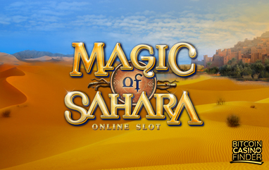 Microgaming, All41 Studios Launch Magic of Sahara Video Slot