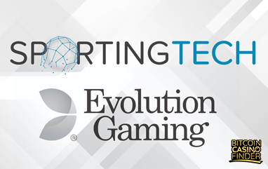 Sportingtech Expands Portfolio With Evolution Gaming