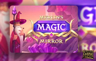 iSoftbet Opens Fantasy Portal Titled Merlin's Magic Mirror Slot