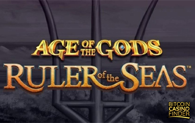 Playtech Adds Age Of The Gods: Ruler Of The Seas To Its Series