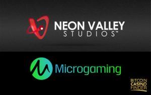 Microgaming Adds Neon Valley Studios Indie Gaming Network