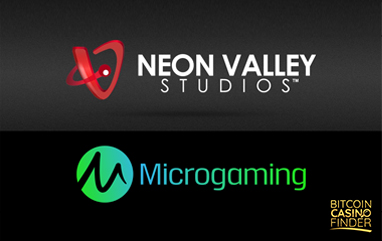 Microgaming Adds Neon Valley Studios Indie Gaming Network
