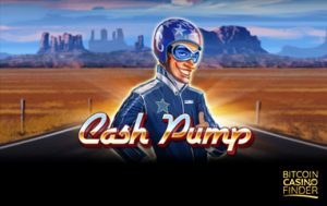 Play'n Go Goes Retro With Cash Pump Slot