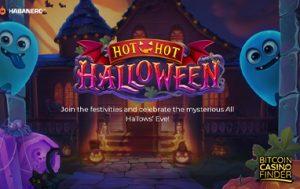 Habanero Welcomes Freaky Season With Hot Hot Halloween Slot