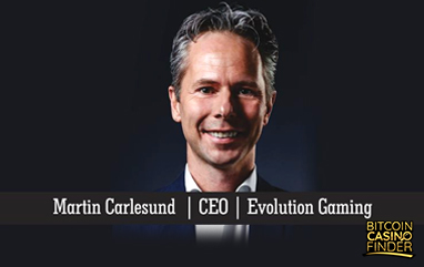 Evolution Gaming To Reach New Player Types For Live Games