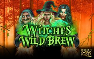 Booming Games Gets Spooky With Witches Wild Brew Slot