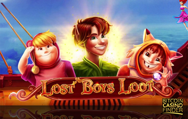 iSoftbet Goes To Neverland With Lost Boys Loot slot