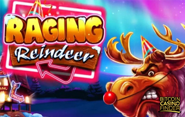 iSoftbet Brings On The Holiday Cheer With Raging Reindeer