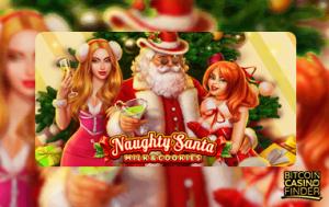 Habanero Launches Naughty Santa Milk & Cookies Slot In Italy