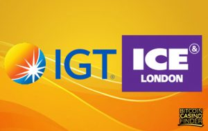 IGT To Showcase New Innovations At ICE London 2020