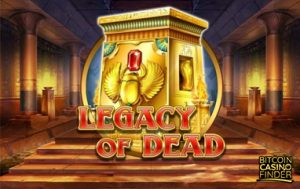 Play'n Go Releases Legacy of Dead, Its First Title For 2020