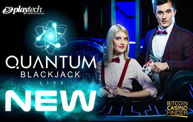 Playtech Releases Live Slots, Quantum Blackjack For 2020