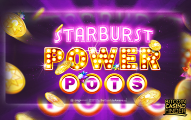 NetEnt Launches Starburst Powerpots, A New Jackpot System