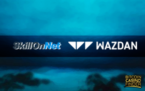 SkillOnNet Adds Wazdan's Full Casino Suite To Slot Catalog