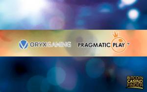 Pragmatic Play & ORYX Gaming Seals Content Partnership