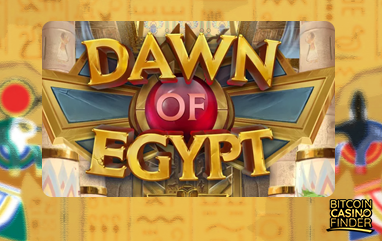Dawn of Egypt Headlines Play'n Go's 2020 Egypt-Themed Slots