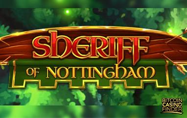 iSoftbet's Sheriff of Nottingham Brings Back The Legend Of Robin Hood